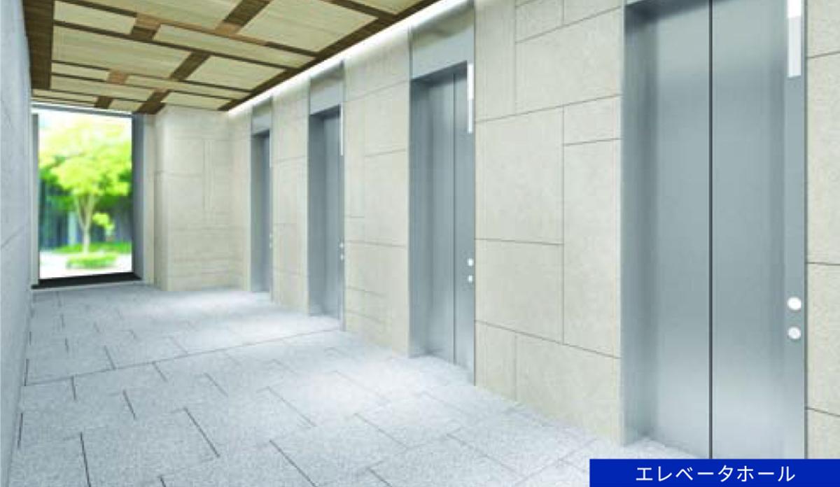 エレベータホールイメージ