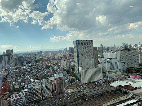 NBF品川タワー 高層階からの眺望