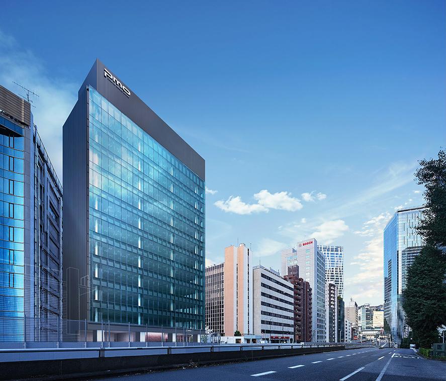 PMO渋谷Ⅱ 外観イメージ