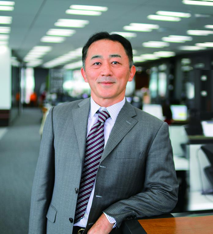 シービーアールイー株式会社 代表取締役社長・CEO 坂口 英治