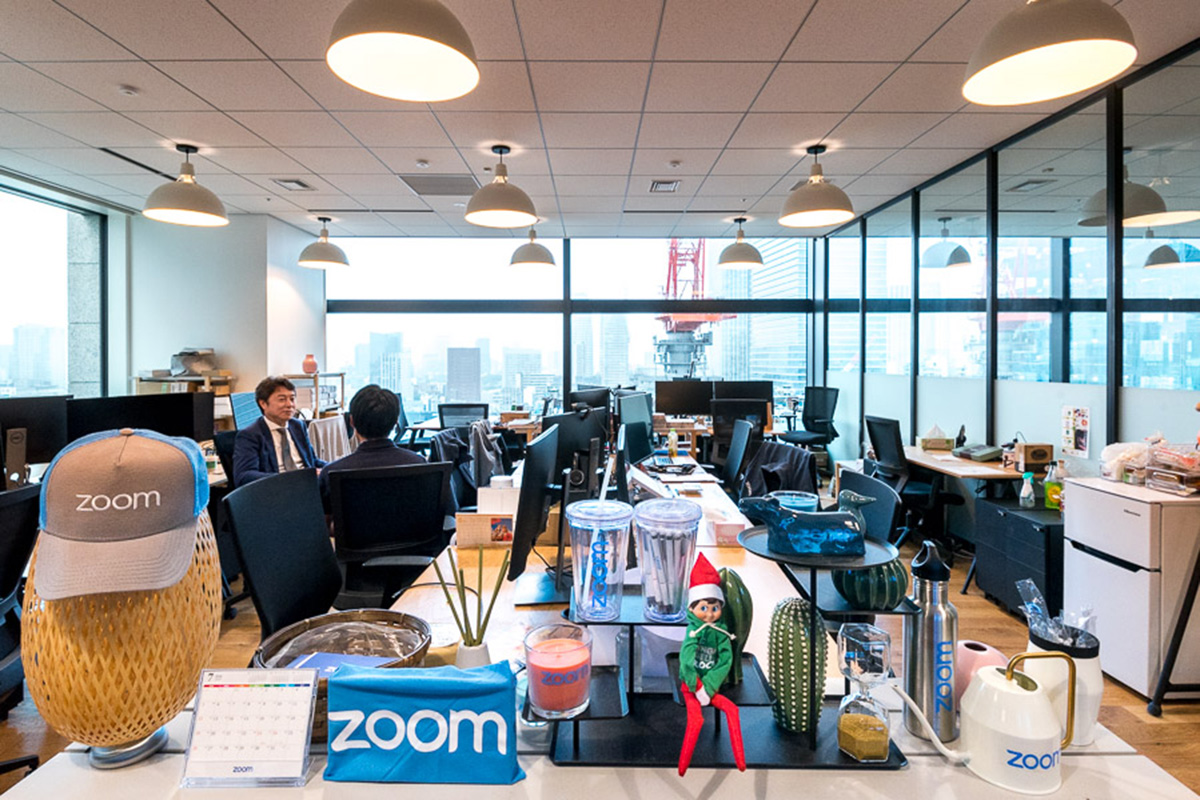 ZVC Japan株式会社(Zoom)