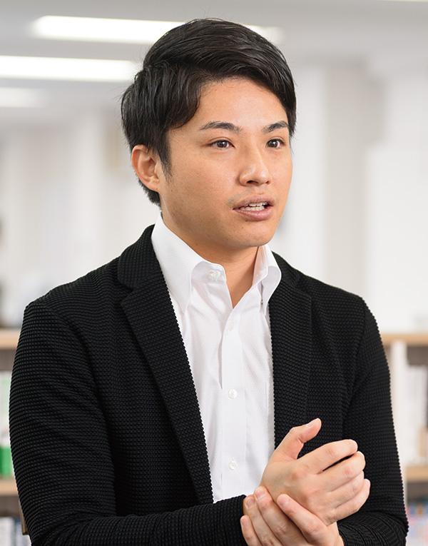 代表取締役 田中 亮大 氏