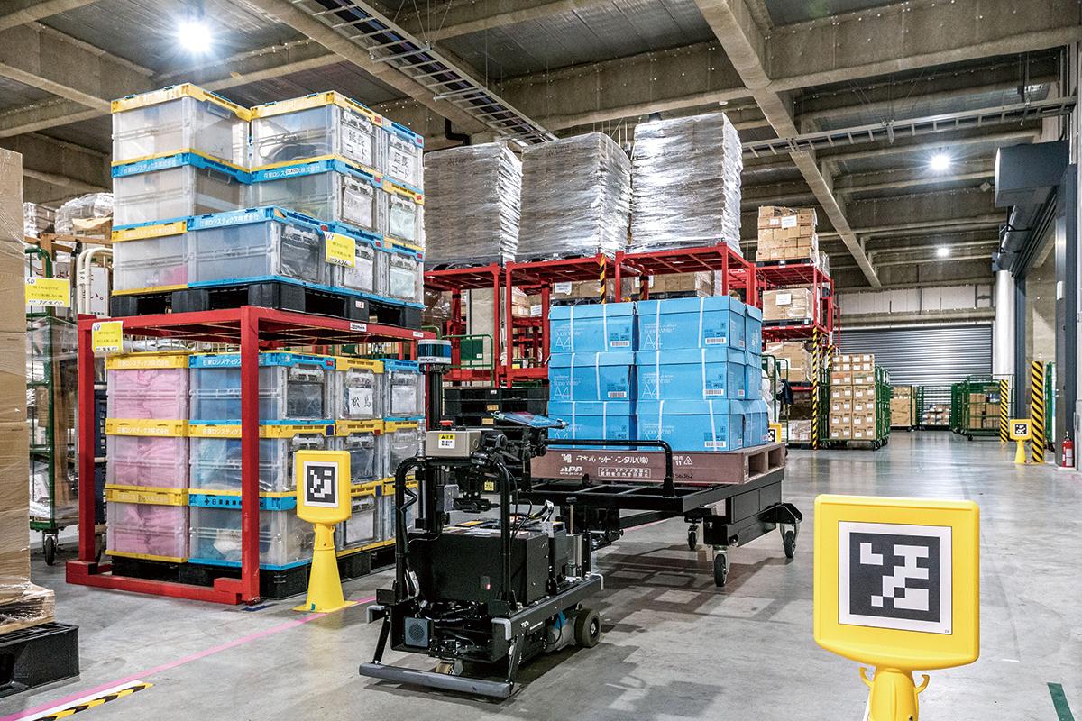 図3営業用トラックの積載効率の推移