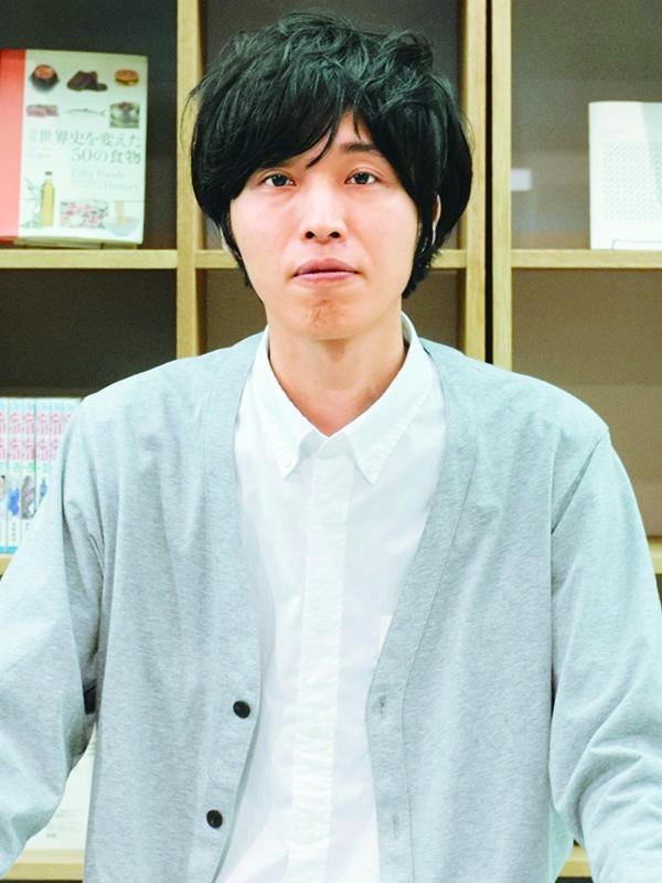代表取締役社長CEO 森 健志郎 氏