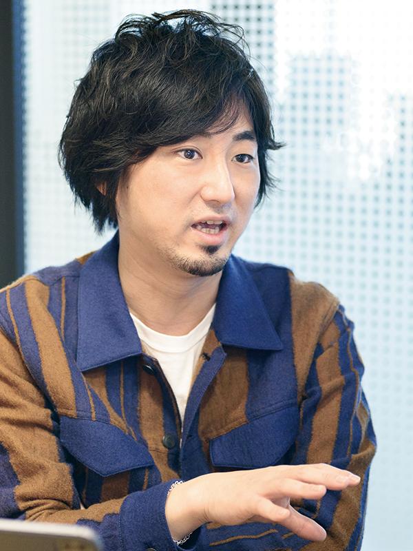 代表取締役CEO 江尻 祐樹 氏