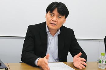 執行役員 開発事業本部 本部長 小泉 武宏氏