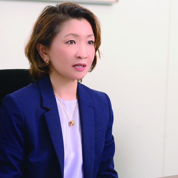 三井住友信託銀行 ESGソリューション企画推進部 部長 松本 千賀子氏