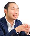 株式会社リアライブ 代表取締役兼CEO 柳田 将司氏