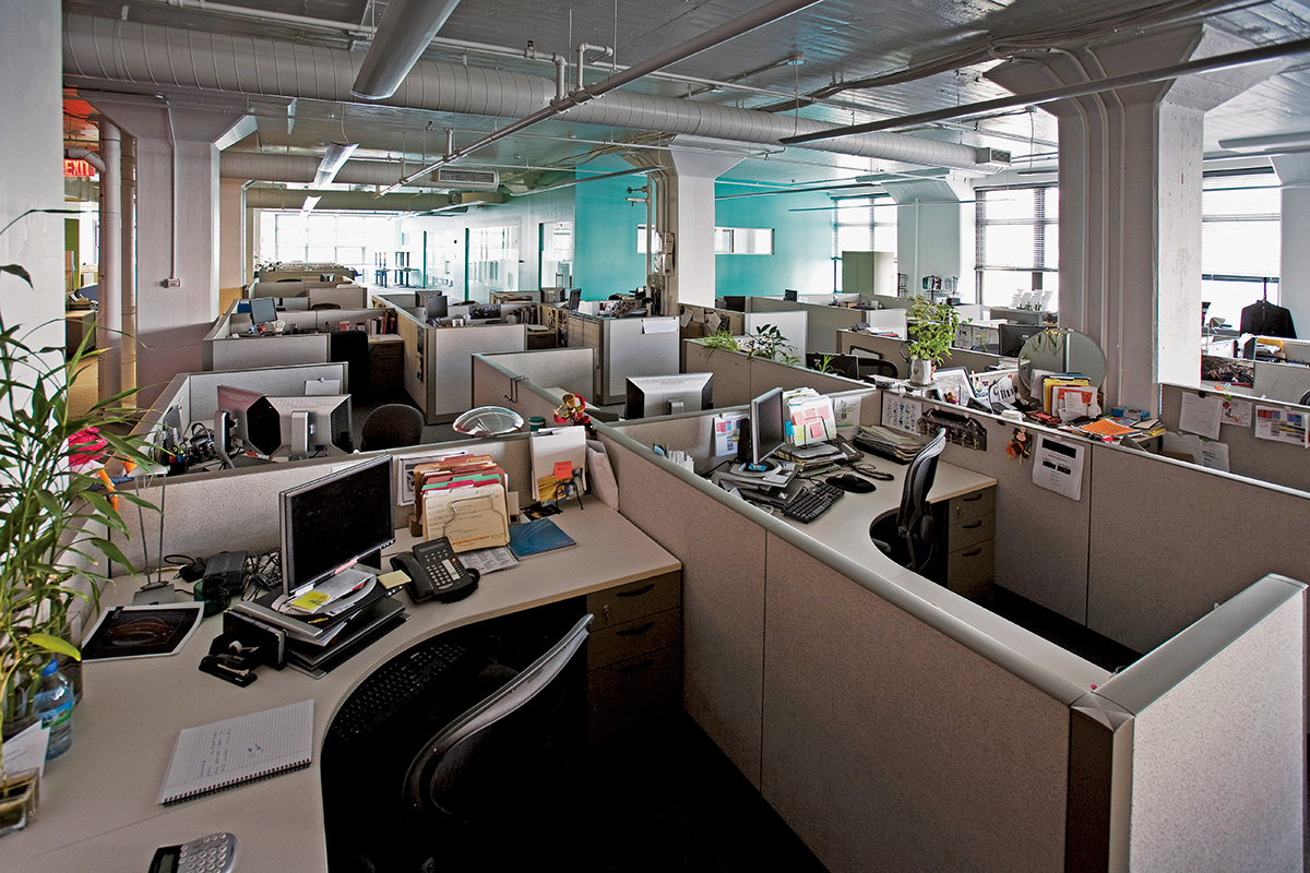 新型コロナのオフィス市場への影響と、過去4度のダウントレンド期を ...