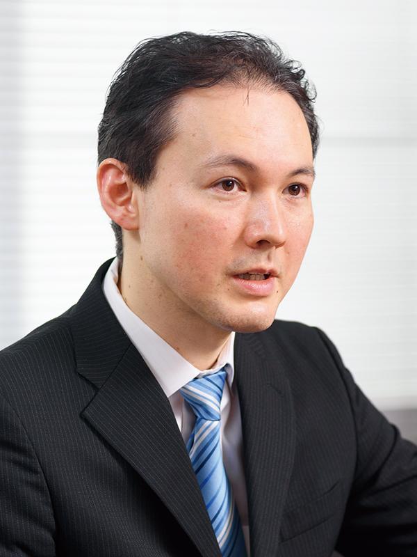 代表取締役CEO 加藤 エルテス 聡志 氏