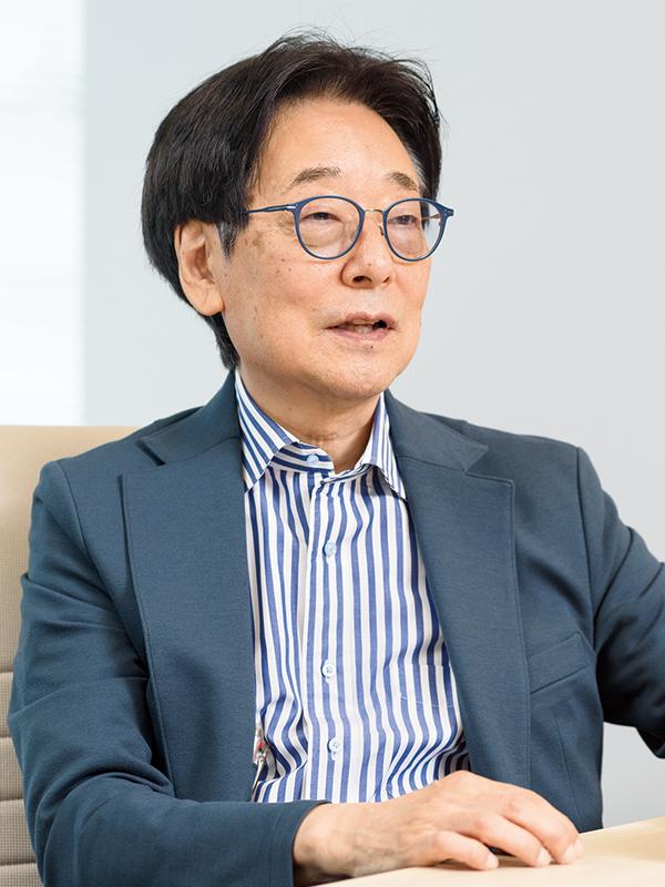 代表取締役会長 豊田 信夫 氏
