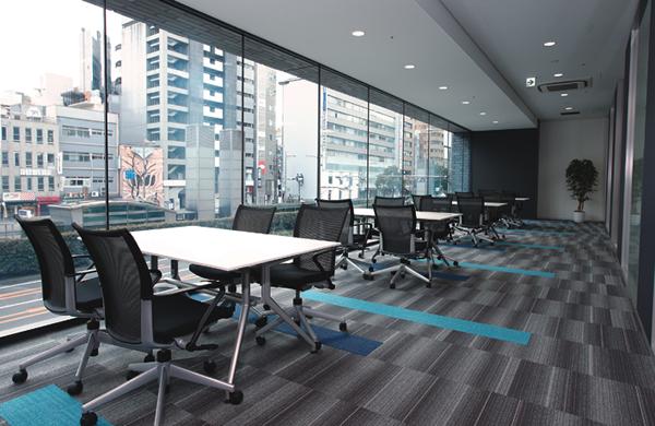 オフィス移転プロジェクト事例 / エア・ウォーター株式会社 / MTGスペース