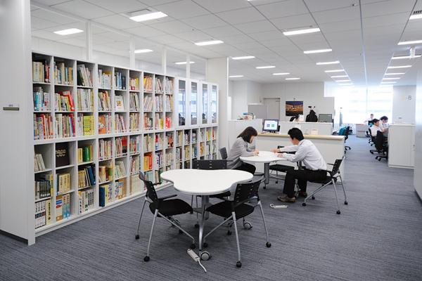 オフィス移転プロジェクト事例 /株式会社マルハニチロホールディングス / 資料室
