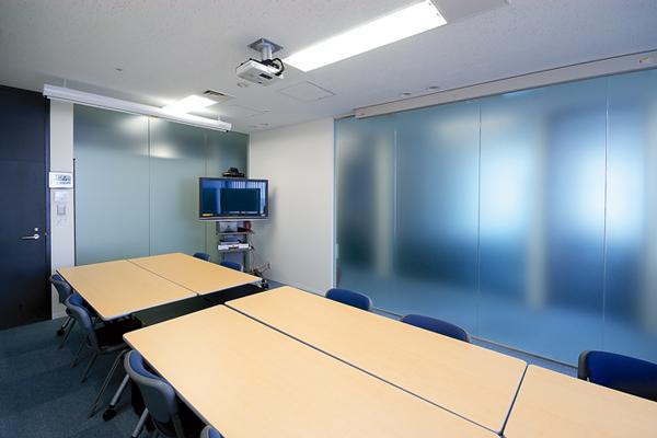 オフィス移転プロジェクト事例 /株式会社住友電装株式会社 / 会議室