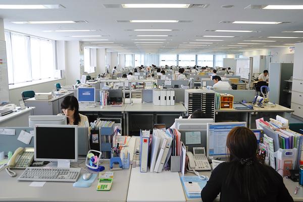 オフィス移転プロジェクト事例 /株式会社住友電装株式会社 / オフィス
