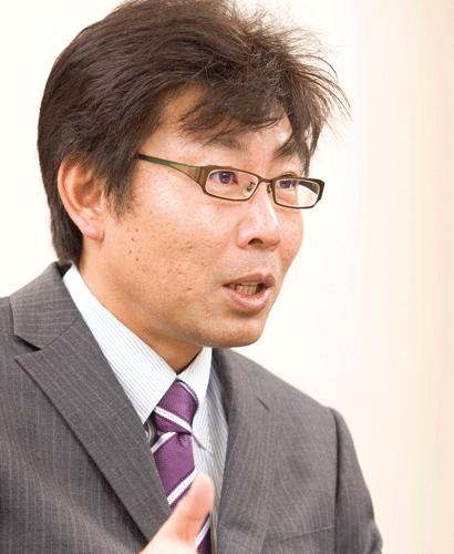 石丸電気株式会社 社長室 室長 辻村 周一氏