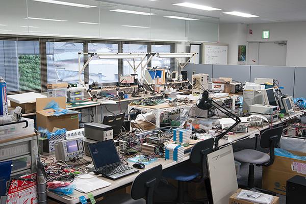 オフィス移転プロジェクト事例 /エナックス株式会社 / 技術室