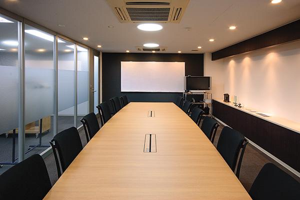 オフィス移転プロジェクト事例 /エナックス株式会社 / 会議室