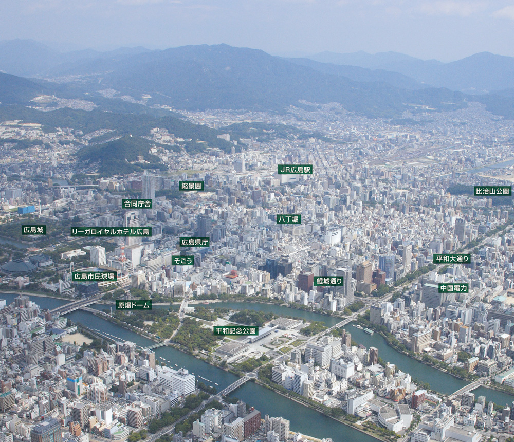 広島市周辺、山にへばりついている住宅街で大規模な土砂崩れが複数発生している模様  [765875572]->画像>100枚