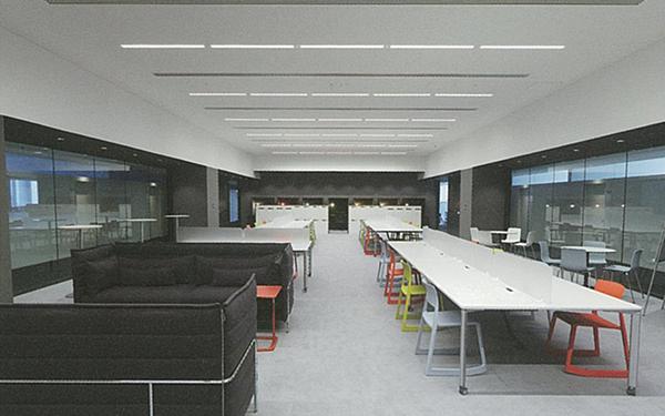 グランフロント大阪 ナレッジキャピタル コラボオフィスnx
