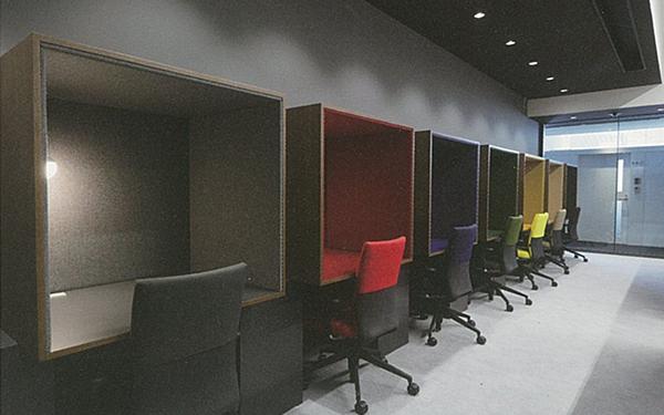 グランフロント大阪 ナレッジキャピタル コラボオフィスnx 固定席