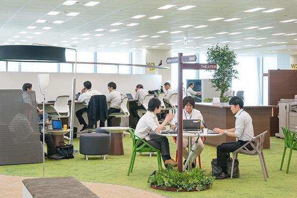 イノベイティブオフィス
