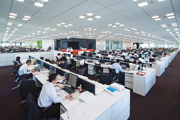 オフィス移転プロジェクト事例 / 双日株式会社