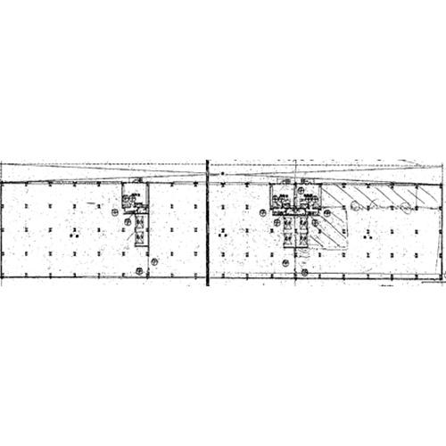 船橋西浦物流センターII C棟 1F
