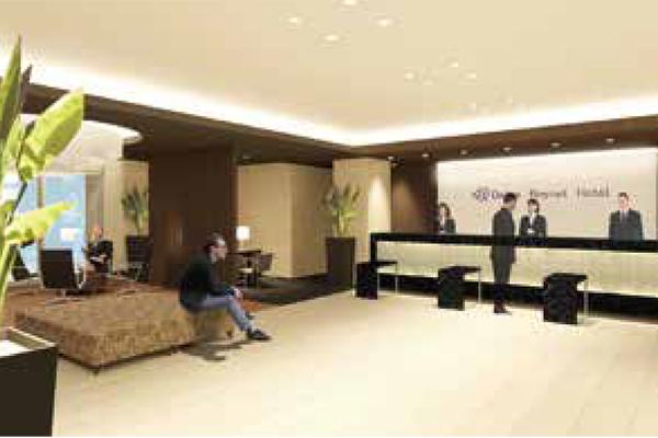 (仮称)二葉の里プロジェクト ホテル
