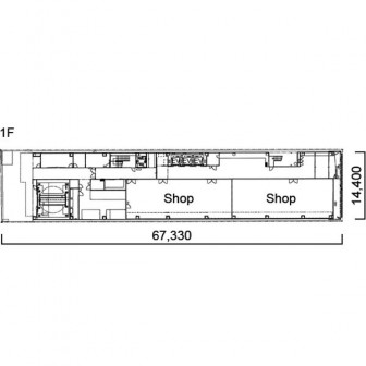 1階 平面図