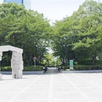 建物前面スペース