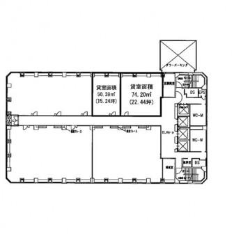 5階 平面図