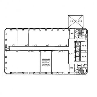 10階 平面図