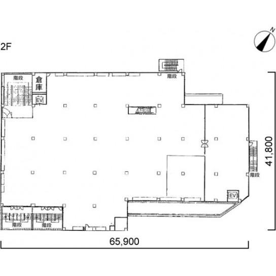 B1-4階