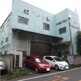 大田区南六郷 貸工場