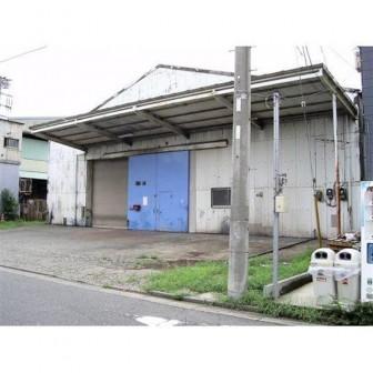 大和市代官 倉庫