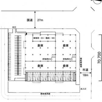 (仮称)平塚大神ロジスティクスセンター