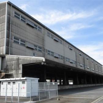 大阪南港トラックターミナル 第8棟