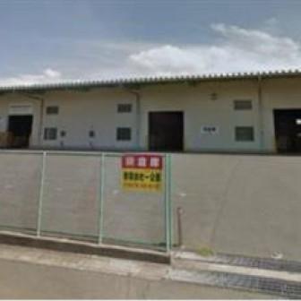 富里市美沢 倉庫(Eサイト)