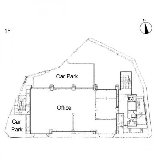 B1-6階