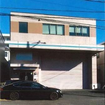 横浜市港北区 事務所付き倉庫