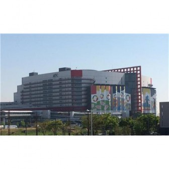 アジア太平洋トレードセンター ITM棟