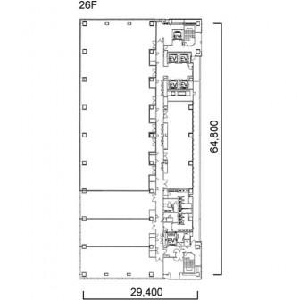 26階 平面図