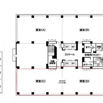 11階 平面図