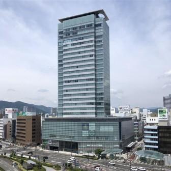 葵タワー(旧静岡駅前紺屋町再開発ビル)