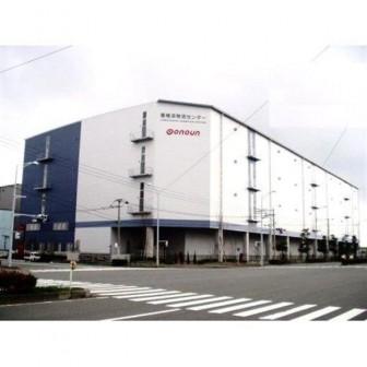 福岡香椎浜物流センター