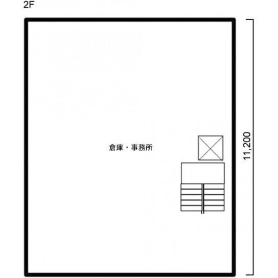 2階 平面図