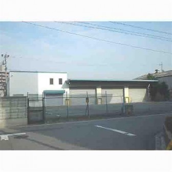 (仮)要町倉庫付事務所