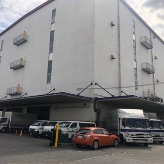 新砂埠頭倉庫
