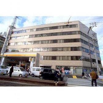 愛媛新聞・愛媛電算ビル